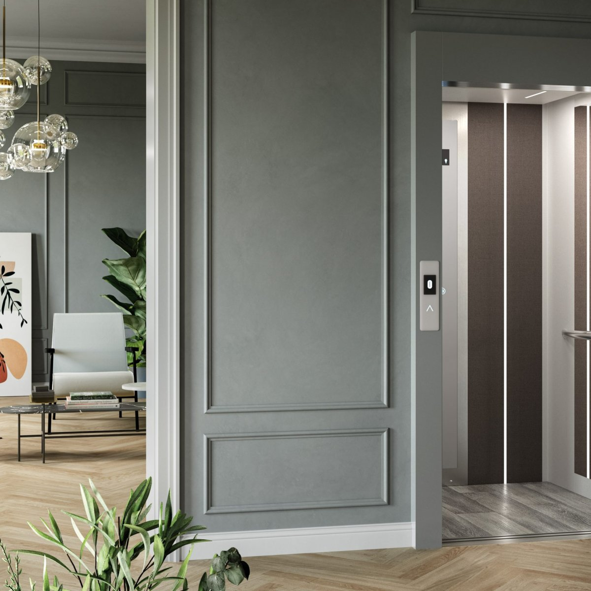 Home Lift   Simplex Elevators Gallery Image 8