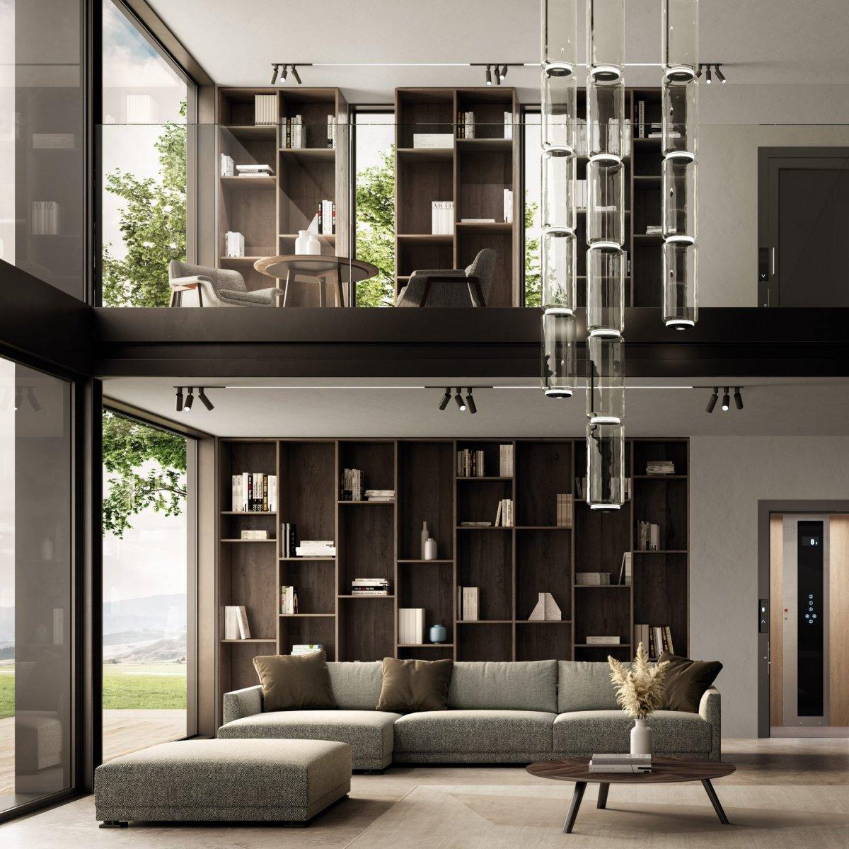 Home Lift   Simplex Elevators Gallery Image 4