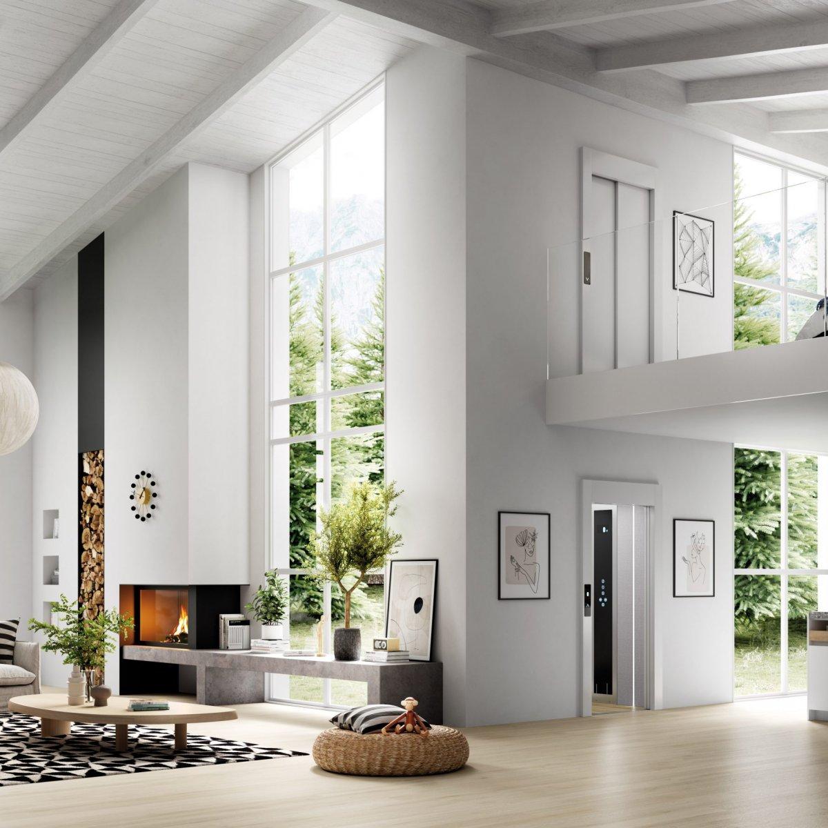 Home Lift   Simplex Elevators Gallery Image 2