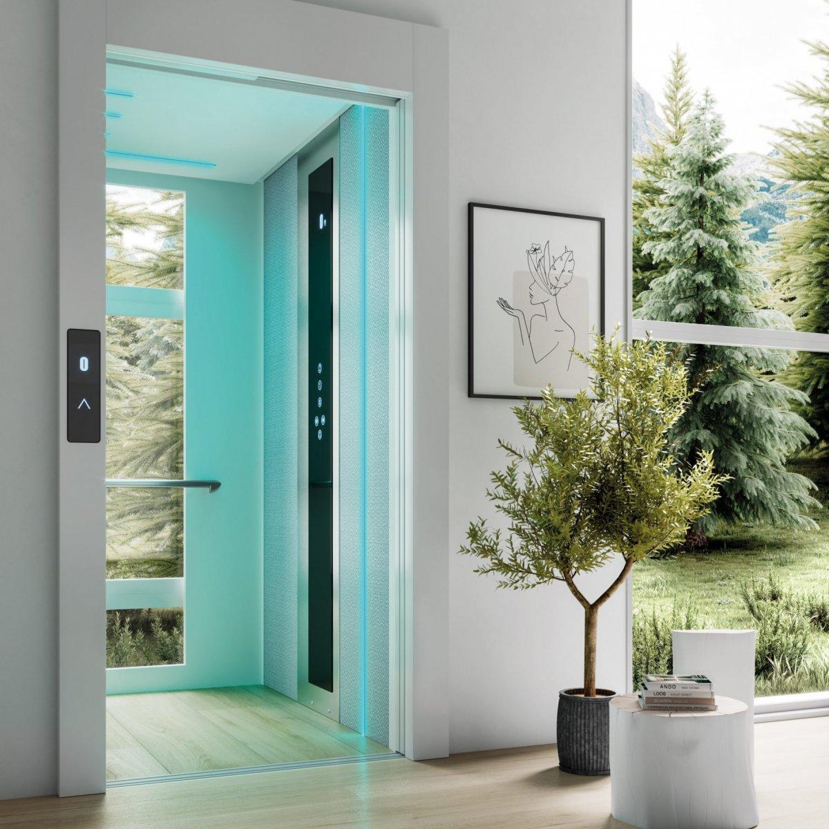 Home Lift   Simplex Elevators Gallery Image 1