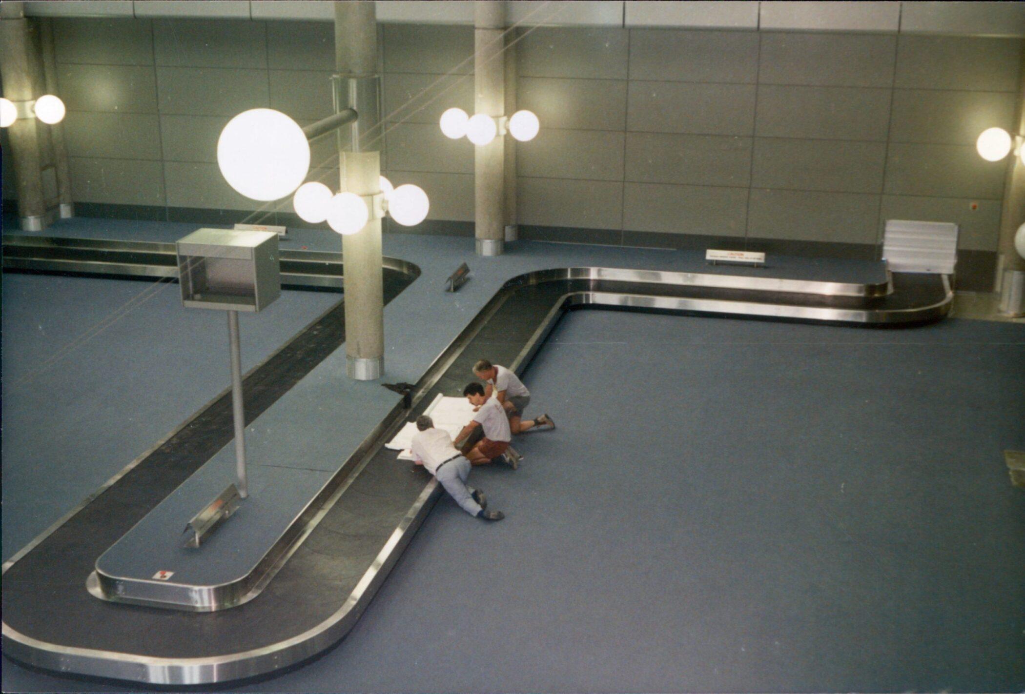 Simplex Airport Work