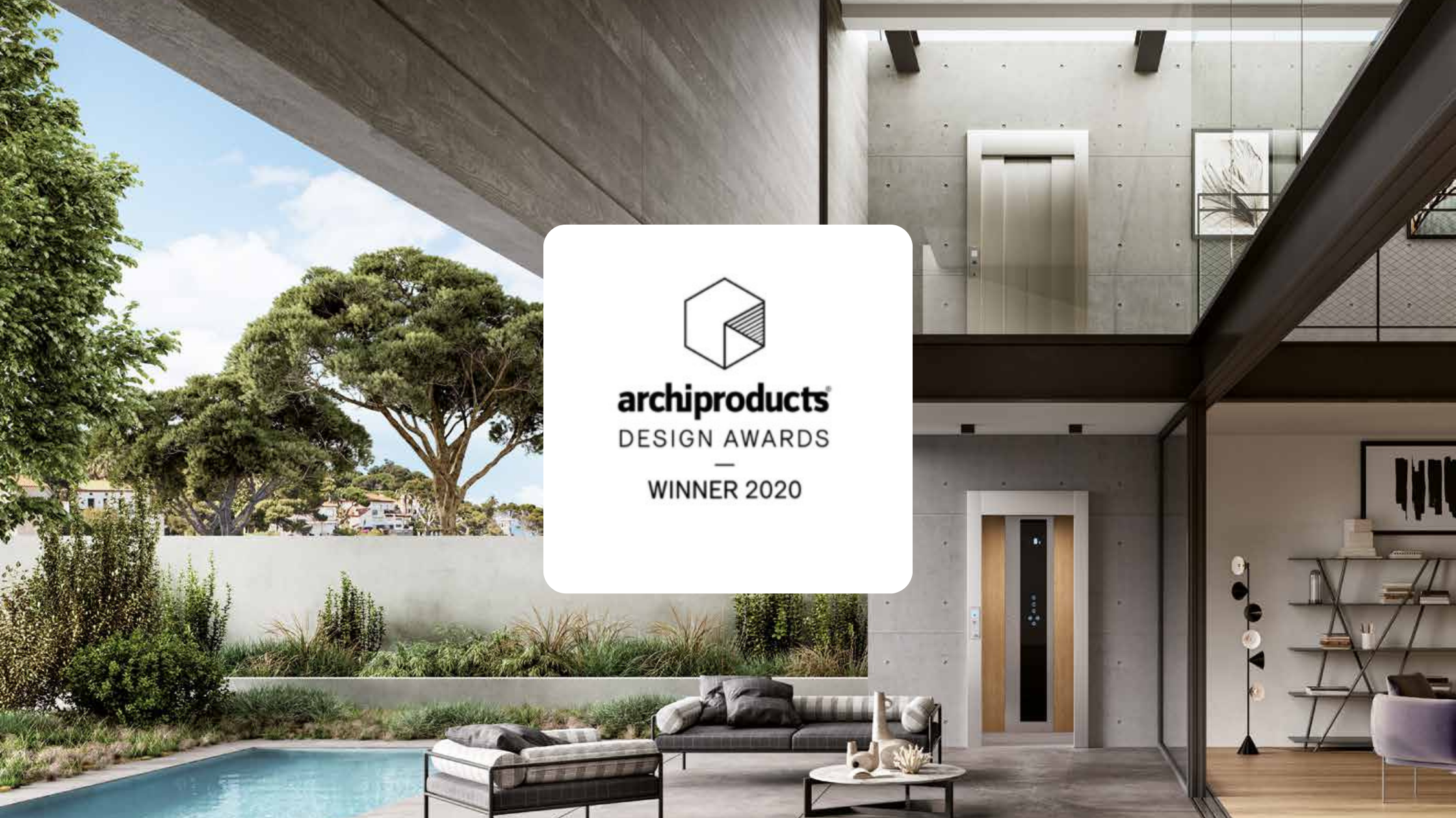 Archiproducts Design Awards Winner