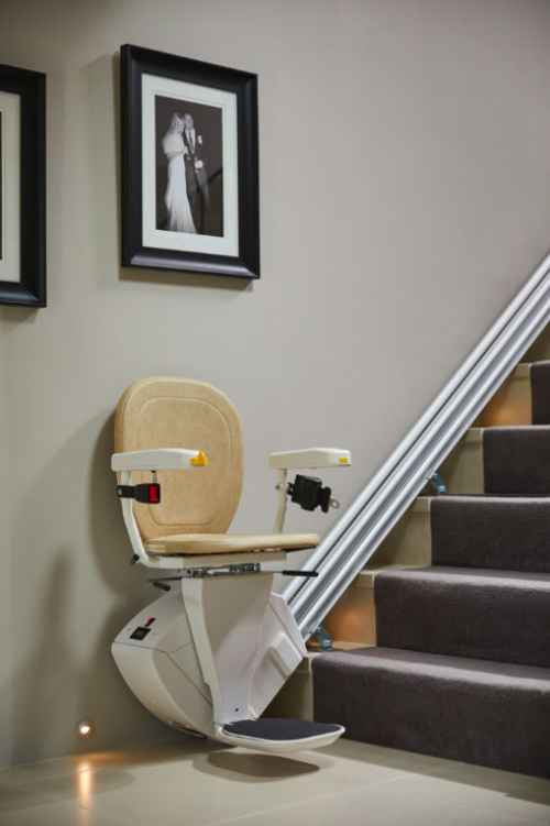 stair lift ready to use
