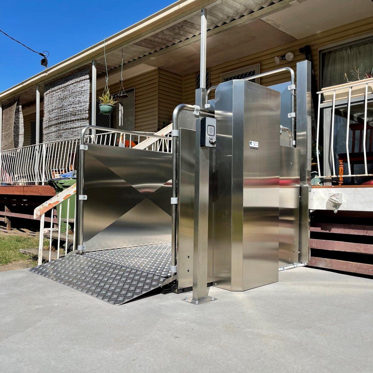 Platform Lifts   Simplex Elevators Gallery Image 9